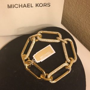 Michael Kors Brilliance Yellow Stainless Steel!